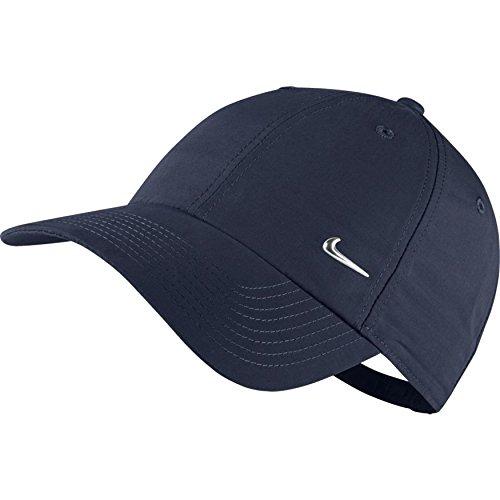 d8d7e74d37f Nike Cap Metal Swoosh Logo