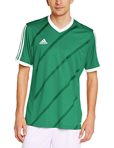 adidas Unisex - Kinder Trainingsanzug Sereno14, bold grün
