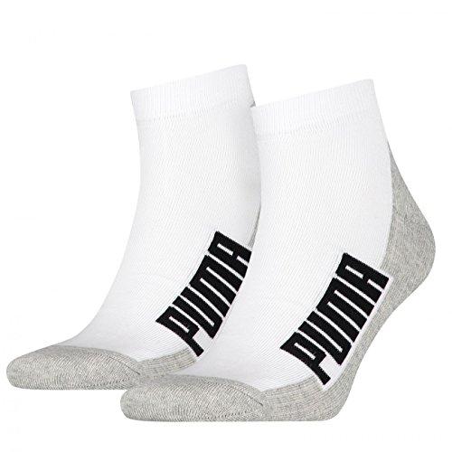 db0e8c17f 3 paar puma sneaker quarter socken gr. 35 49