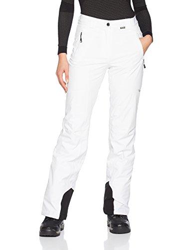 Innenbeinverst/ärkung Winddicht Bergson Damen Softshell Skihose Switch wasserabweisend atmungsaktiv elastisch schmaler Schnitt