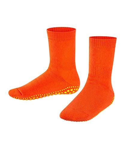 FALKE Kinder Catspads Socken, Flash orange, 19-22 – Attenas